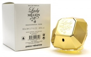 PACO RABANNE Lady Million тестер