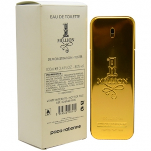 Paco Rabanne 1 Million Gold тестер