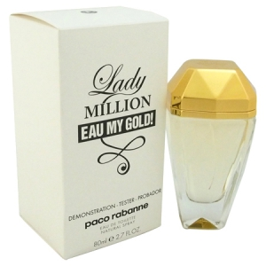 Paco Rabanne Lady Million Eau My Gold тестер