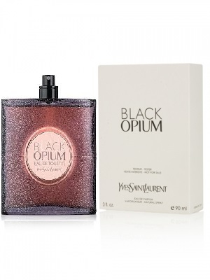 YVES SAINT LAURENT Black Opium edt тестер