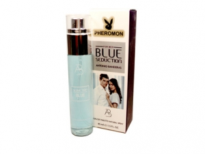 ANTONIO BANDERAS BLUE SEDUCTION for men eau de toilette 45ml с феромонами