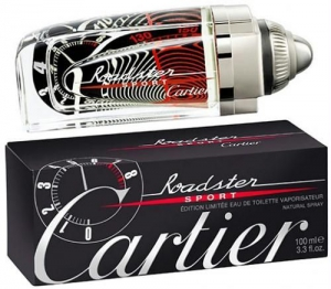 Cartier Roadster Sport Speedometer EDT Limited Edition