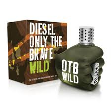 diesel only the brave wild pour homme