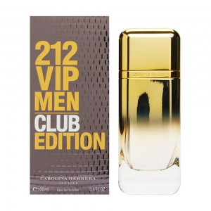 Carolina Herrera 212 VIP Club for Men Limited Edition