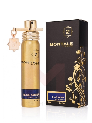 MONTALE BLUE AMBER 20 ml