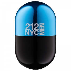 Carolina Herrera 212 NYC MEN New York Pills