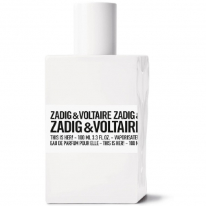 ZADIG&VOLTAIRE This is Her тестер