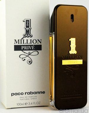 Paco Rabanne Million prive Men тестер