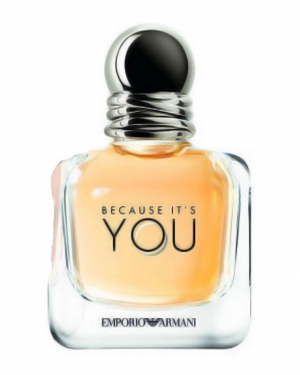 ARMANI because it's YOU тестер