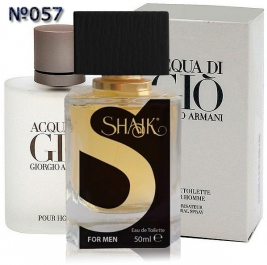 SHAIK №057 аналогичный ARMANI Acqua di Gio Men