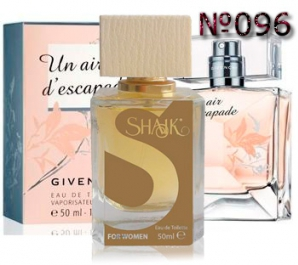 SHAIK №096 аналогичный GIVENCHY Un Air d'Escapade Women