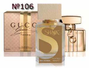 SHAIK №106 аналогичный GUCCI by Gucci Premiere Women