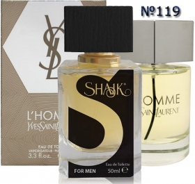 SHAIK №119 аналогичный YVES SAINT LAURENT L'Homme Men