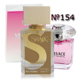 SHAIK №154 аналогичный VERSACE Bright Crystal Women
