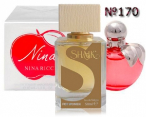SHAIK №170 аналогичный NINA RICCI Nina Apple Women