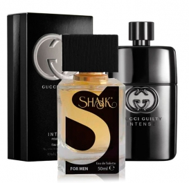 SHAIK №071 аналогичный GUCCI Guilty Intense Men