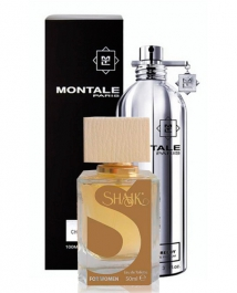 SHAIK №216 аналогичный MONTALE Chocolate Greedy