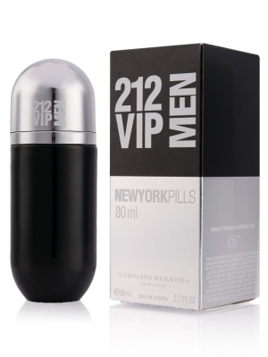 212 NYC Pills Carolina Herrera Men