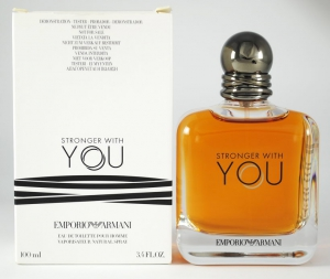 Giorgio Armani Emporio Armani Stronger With You тестер