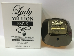 PACO RABANNE Lady Million prive тестер