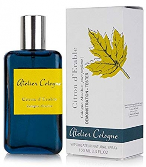 Atelier Cologne  Atelier Cologne Citron d'Erable 100ml