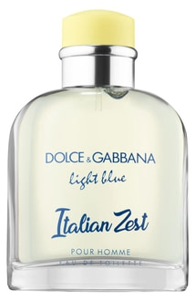 Тестер Dolce and Gabbana Light Blue Italian Zest Pour Homme 125 ml