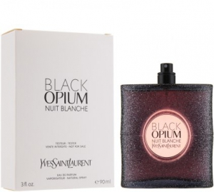Yves Saint Laurent Black Opium Nuit Blanche 90 ml тестер