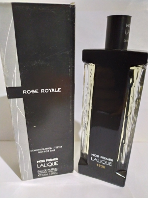 Lalique Rose Royale 1935 тестер