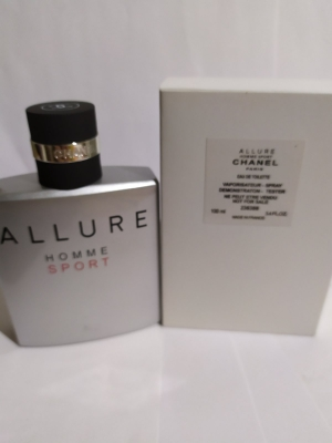 Chanel Allure homme Sport тестер (Акция!)